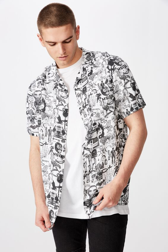 Resort Shirt, RUSH