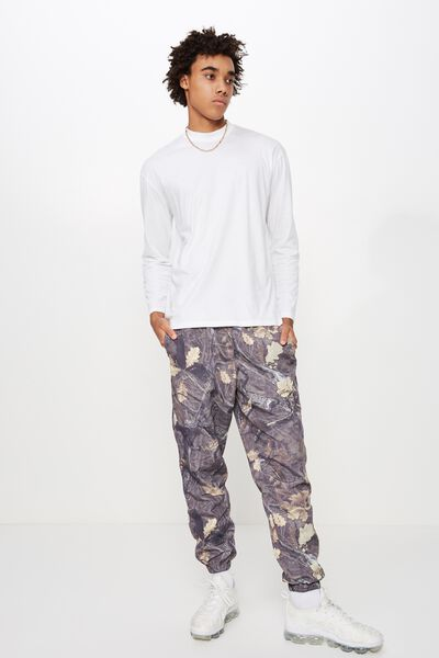 Shell Track Pant, WOODLANDS CAMO