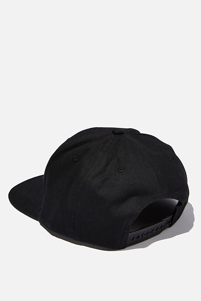 License Flat Peak Cap, LCN SON BLACK/BOYZ N THE HOOD