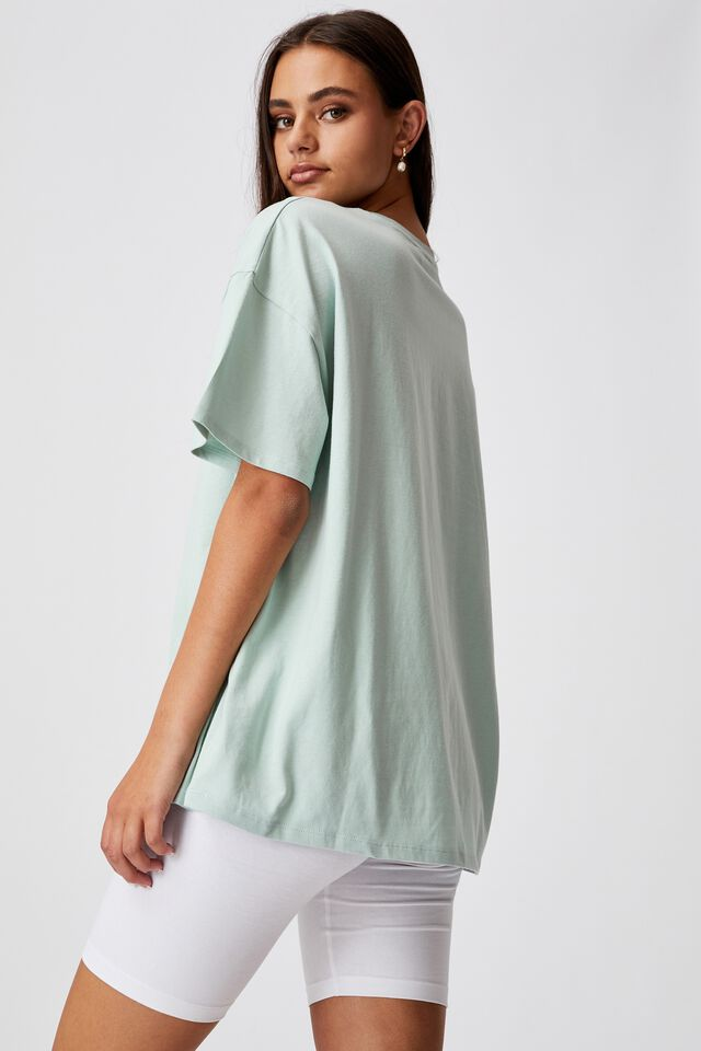 Super Relaxed Graphic Tee, ETHER/ASPEN COLLEGE