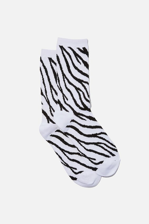 Jersey Sock, FUR YARDAGE