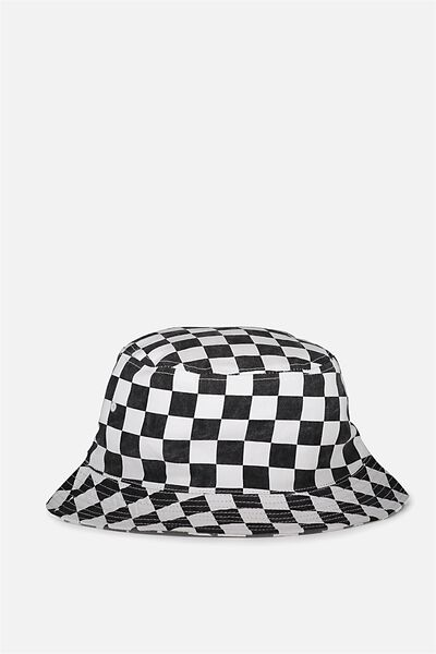 Bucket Hat, CHECKERS