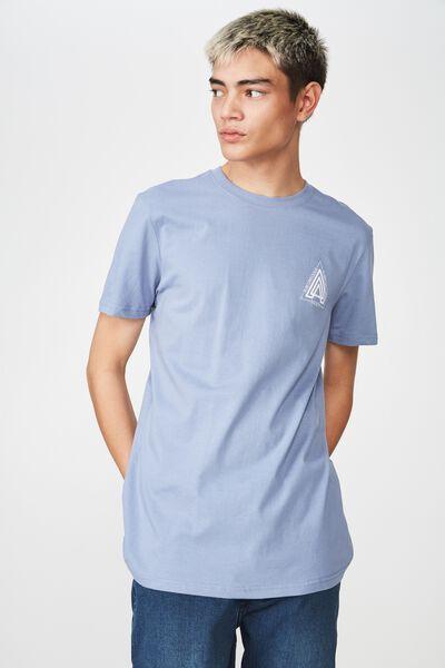 Slim Graphic T Shirt, STONEWAH/SOCIETY