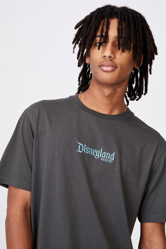 Disney License Tee, LCN DIS PIRATE BLACK/DISNEY LOGO
