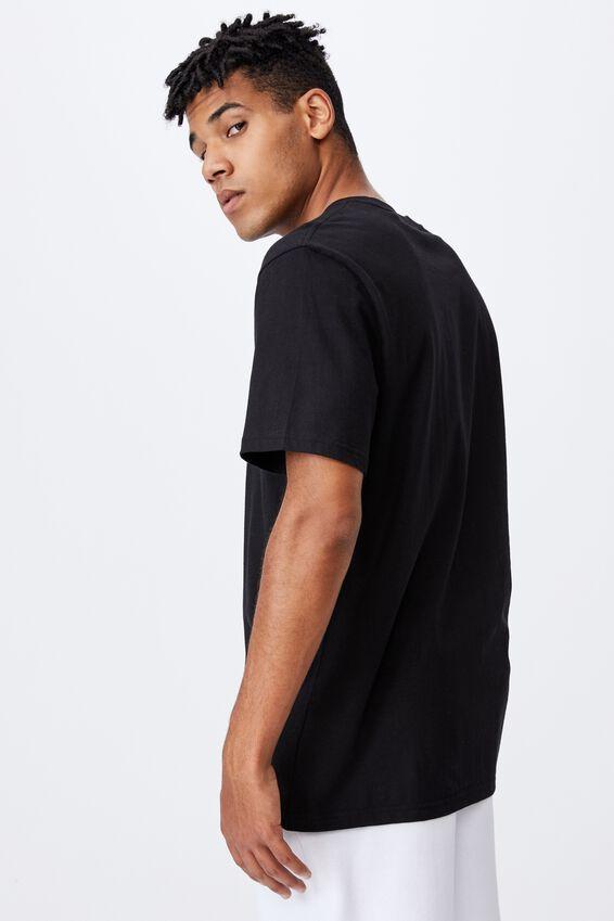 Regular Gaming T Shirt, LCN FOR BLACK/FORTNITE