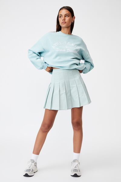 Pleated Skirt, ETHER