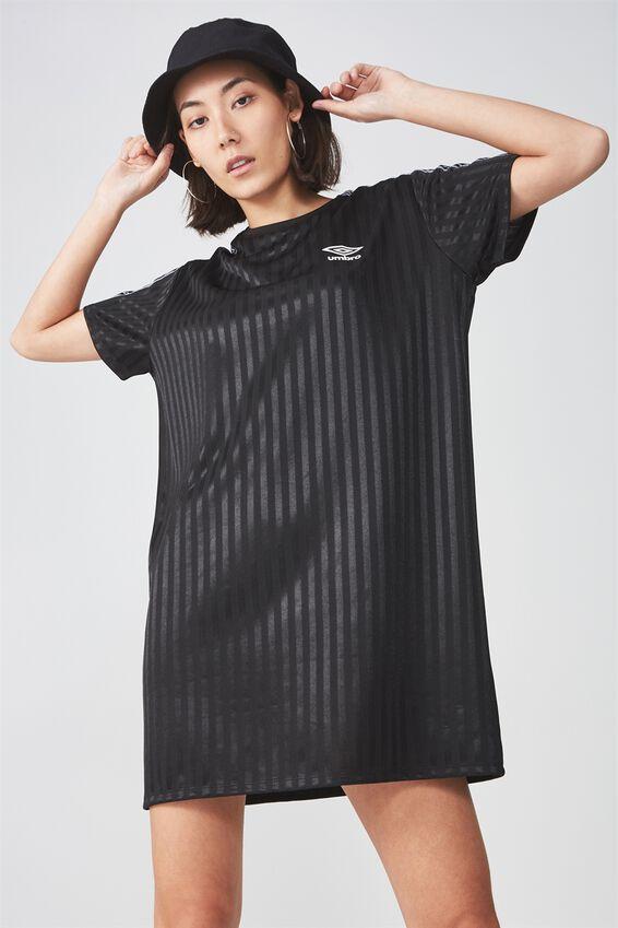Umbro Lcn Soccer Dress, BLACK