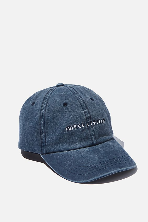 Dad Cap, MODEL CITIZEN/WASHED NAVY