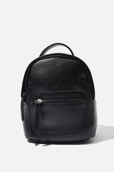 Mini Essential Bag, BLACK