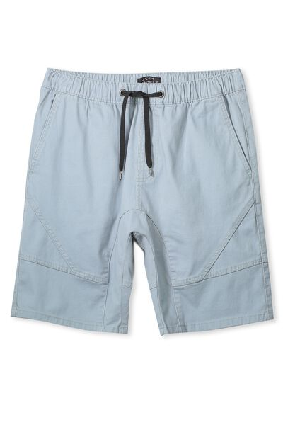 Jax Panel Short, DUSTY BLUE