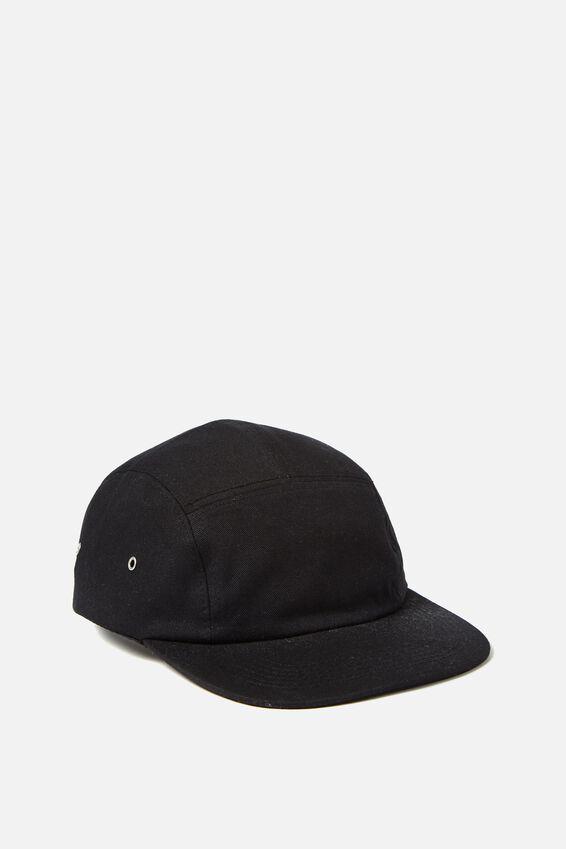 Surf Cap, BLACK