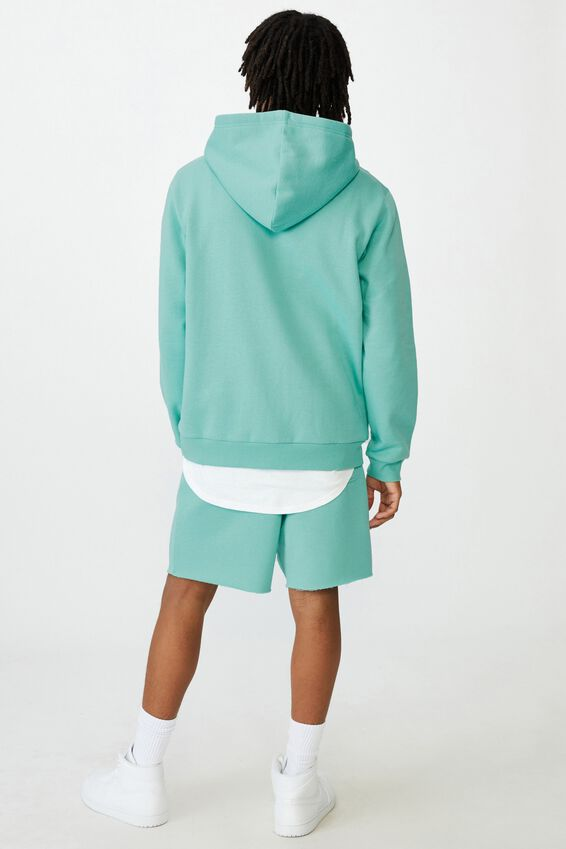 Basic Hoodie, COOL MINT