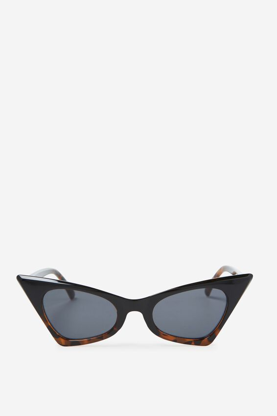 Extreme Cateye, BLK/GINGER_SMK