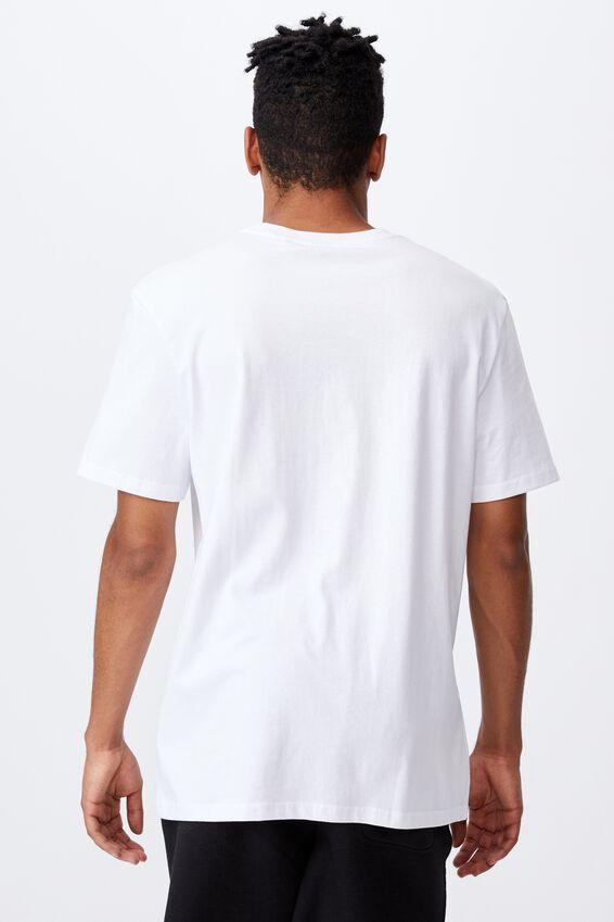 Regular Gaming T Shirt, LCN FOR WHITE/FORNITE