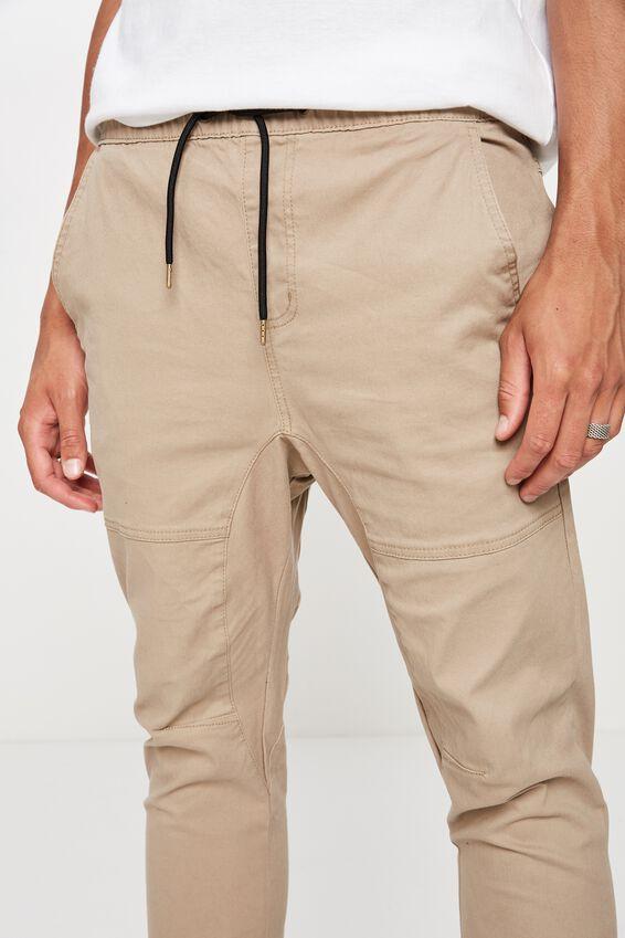 Cuffed Pant, STONED