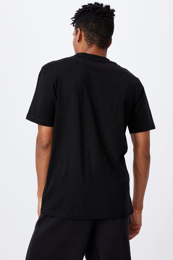 Fila Lcn Classic T Shirt, BLACK/ICON