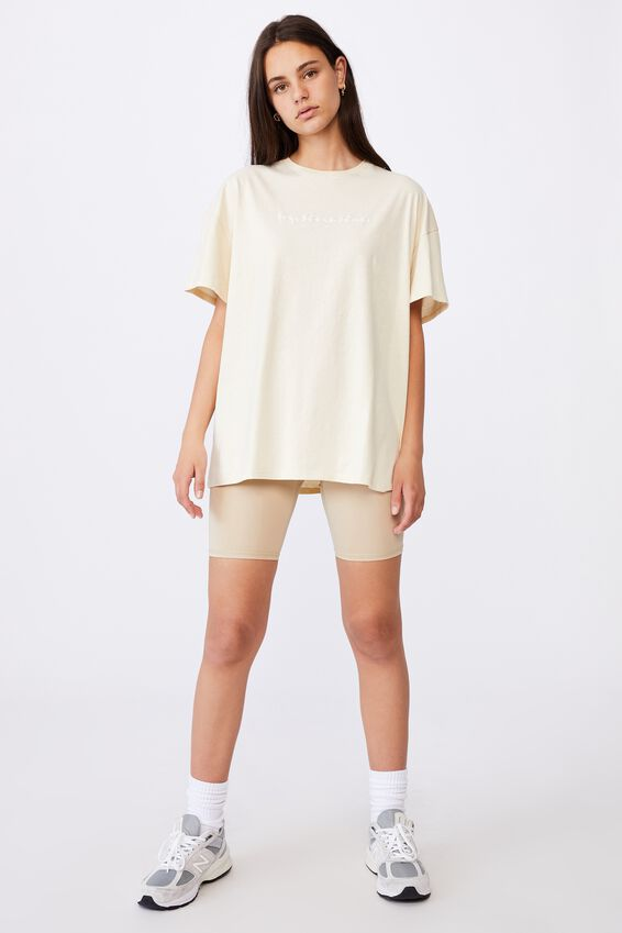 Super Relaxed Graphic Tee, FOG/INSTINCTIVE
