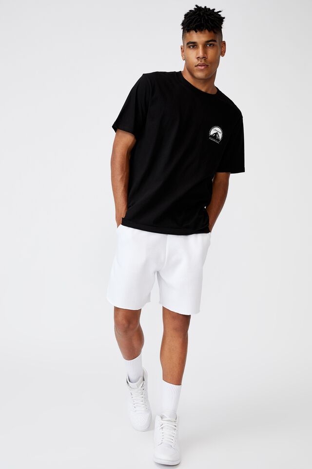 Regular Pop Culture T Shirt, LCN PAR BLACK/PARAMOUNT