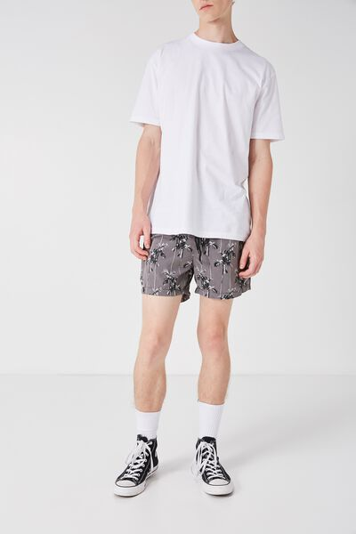 Jose Poolboy Short 2, PALMS PRINT