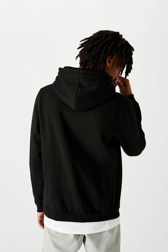 Basic Graphic Hoodie, BLACK/OHIO STATE