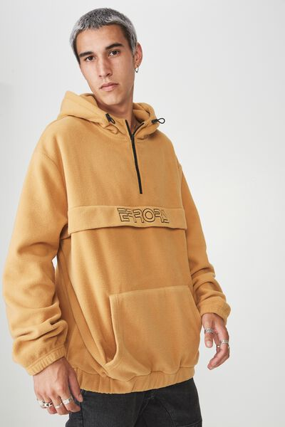 Polar Fleece Hoodie 07b43d80419a