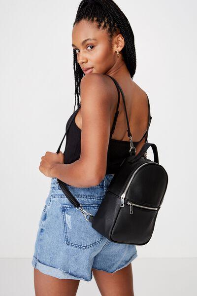 Trilogy Bag, BLACK