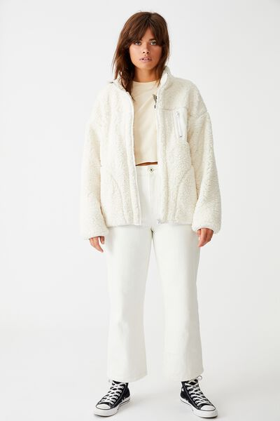 Teddington Bomber, WHITE
