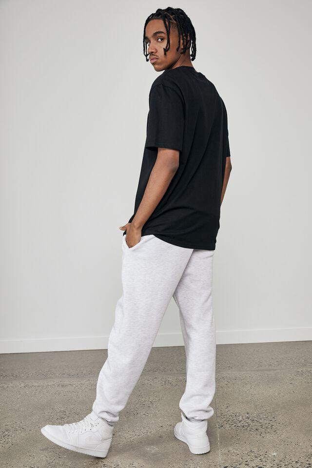 Regular Graphic T Shirt, BLACK/MILWAUKEE STATE