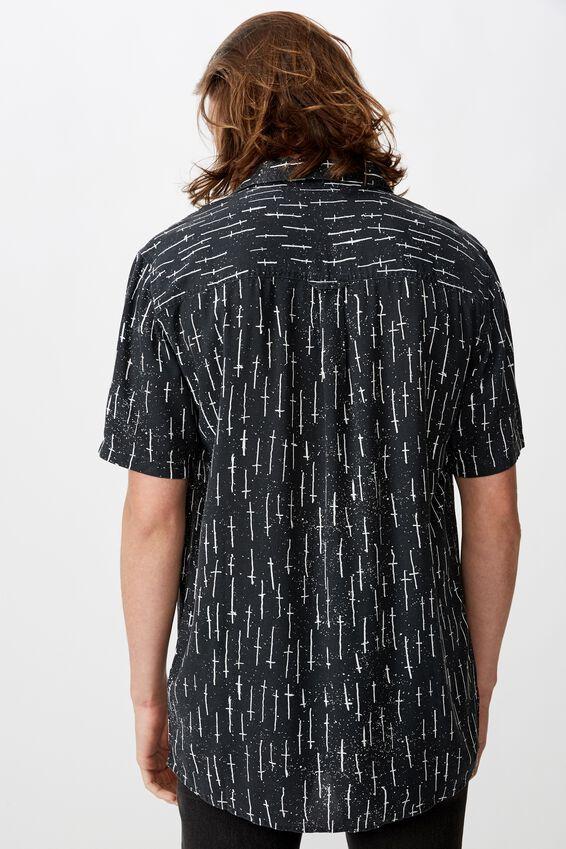 Resort Shirt, CROSSES