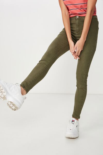The Jegging 2, KHAKI