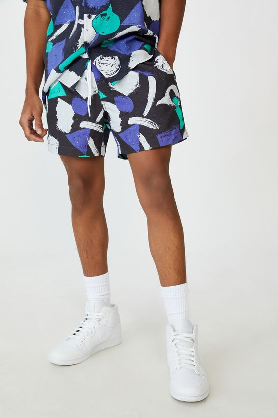 Resort Short, 80S STROKE