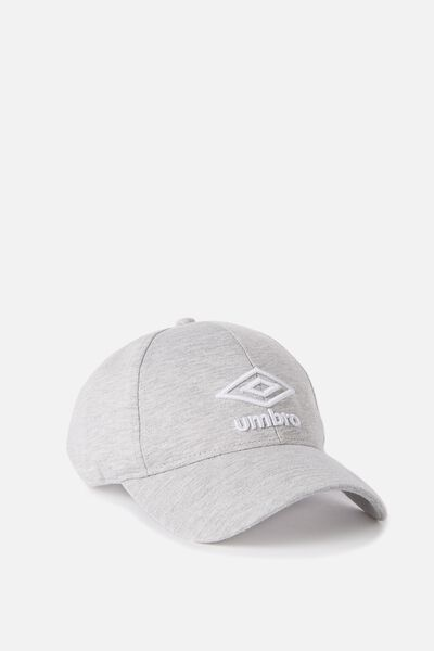 Umbro Cap, 005A-GM_WHITE