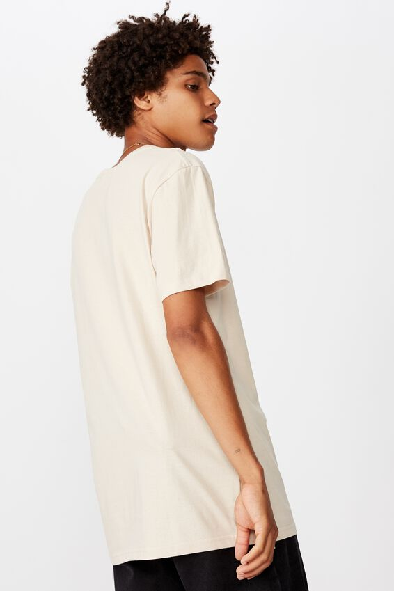 Slim T Shirt, STONE