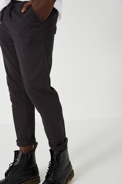 Chino Pant, ALMOST BLACK