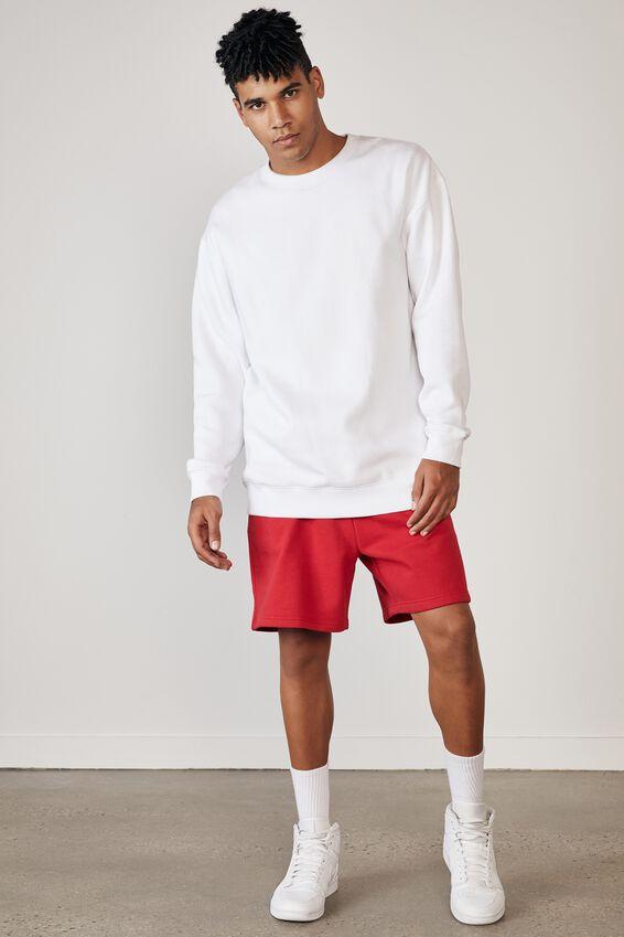 Fila Lcn Classic Fleece Short, LYCHEE