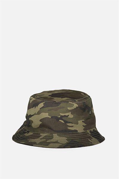 Bucket Hat, CAMO
