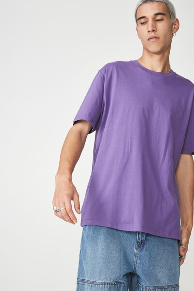 Classic T Shirt, ULTRA VIOLET