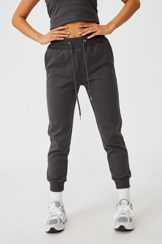 Super Slim Ankle Grazer, ASPHALT