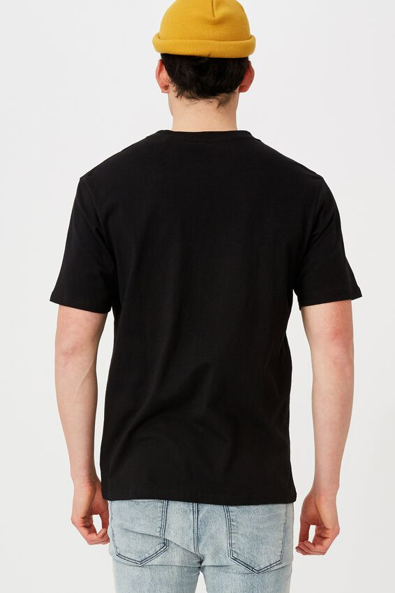 Regular License T Shirt, LCN LUC BLACK/THE CHILD