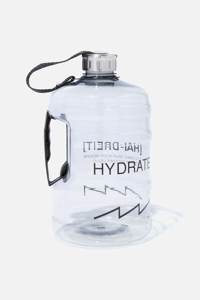 Water Tank, BLACK
