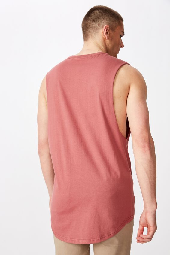 True Muscle Tank, RUBY RED