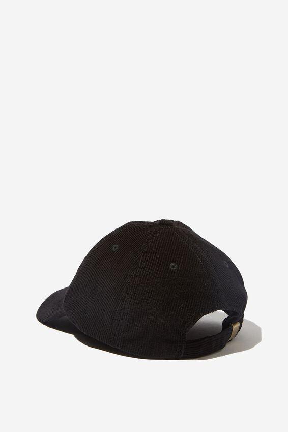Fila Lcn Cord Cap, BLACK CORD