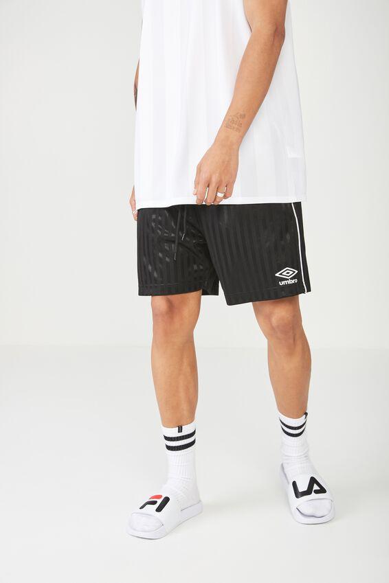 Umbro Lcn Soccer Shorts, BLACK
