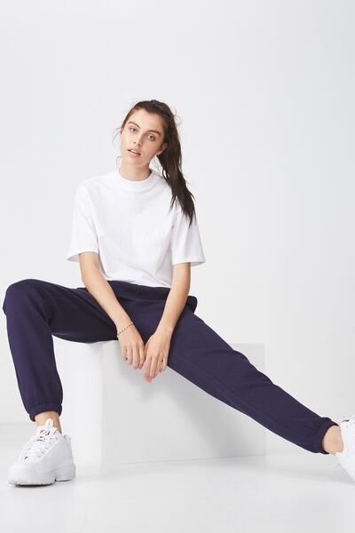 Classic Trackpant, NAVY
