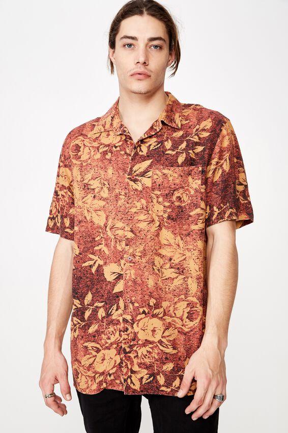 Resort Shirt, MOROCCAN NIGHTS