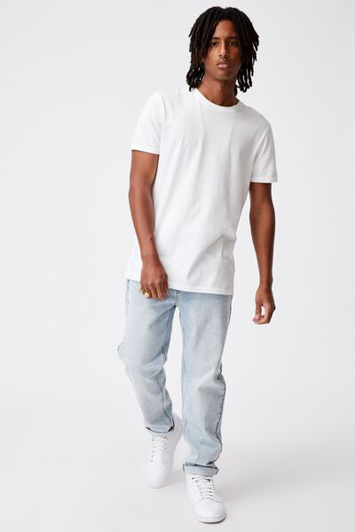 Relaxed Fit Jean, BLEACH BLUE