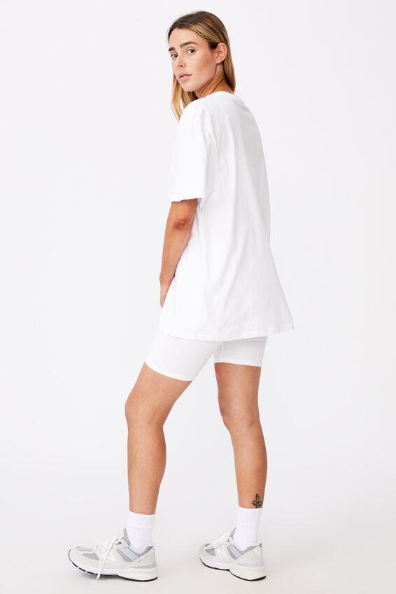 Regular License T Shirt, LCN MGM WHITE/MGM