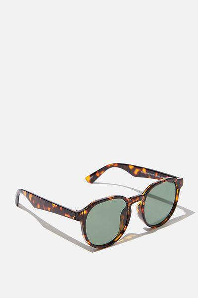 Millenium Preppy Sunglasses, TORT