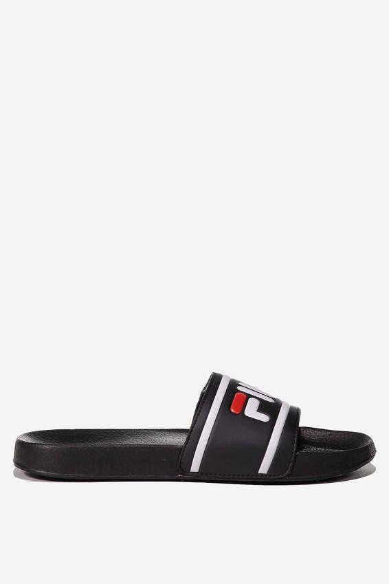 Fila Slides, BLACK