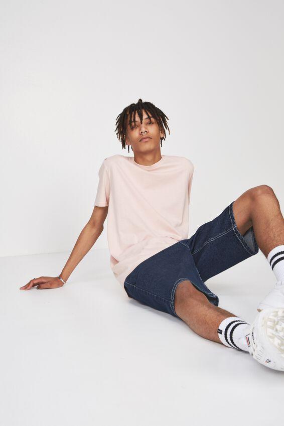 Slim T Shirt, DUSTY PINK